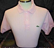 NEW MENS LACOSTE SHORT SLEEVE CLASSIC FIT COTTON PIQUE POLO GOLF SHIRT, L1212-51