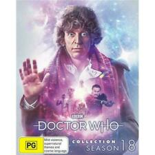 Doctor Who (1963) (DVD, 2019, 8-Discs, The Collection - Season 18)