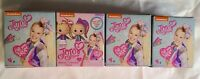 New JoJo Siwa Series 2, Collectible Figure Mystery Pack , Lot of 4 girls toy