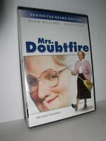 Mrs. Doubtfire (DVD, 2009, 2-Disc Set, Behind the Seams Edition,NEW)