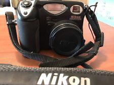 Nikon COOLPIX 5000 5.0 MP Digital Camera - Black  - As Is