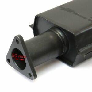 Zetor Schlepper Ersatzteile Motor Rohr Zyklon ( Auspuff Schalldämpfer 70011423 )