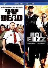 Hot Fuzz/Shaun Of The Dead - Double Feature (Dvd, 2009, Canadian)