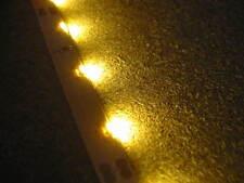 1m SIDEWAY BIANCO CALDO LED STRIP 12V LUCE DI LATO SIDE VIEW SIDEVIEW