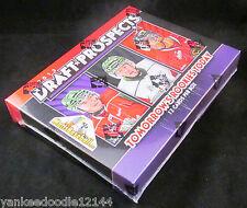 2012-13 ITG In The Game Draft Prospects Hockey Hobby Box 5 Hits Per Box