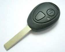 UNCUT REMOTE KEY CASE SHELL REPLACEMENT FOR 03-07 BMW MINI COOPER 2 BUTTON 04 05