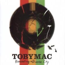 CD TobyMac  RENOVATING -> DIVERSE CITY christ Pop Hip Hop Worship NEU & OVP