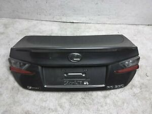15 16 17 18 19 20 Lexus Rc350 F-Sport Trunk Lid Rear Deck 64401-24250 W/O Rc-F