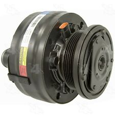 For GMC Jimmy Buick Roadmaster Reman Compressor with Clutch Four Seasons