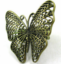 Metal Free Size Ring Js5915 Free Shipping Fashion Jewelry Vivid Butterfly