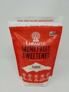 Lakanto MonkFruit Sweetener Classic 28.22 Oz. Classic Granulated Sugar...