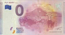 BILLET 0  EURO PUY MARY 1783M  FRANCE 2015 NUMERO 3000