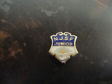 "N.J.S.F.---Junior---Unity---Pin---1/2"""