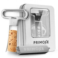 AH SO Two-Prong Wine Opener, Bottle Cork Puller and Corker, Bottle Opener
