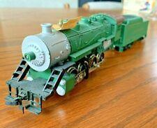 Tyco No. 256-76 HO Steam Loco & Tender 0-8-0
