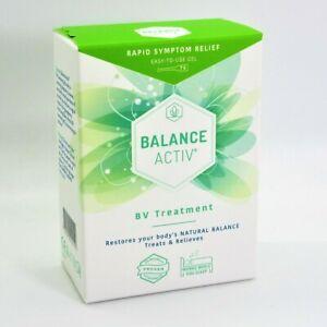 2 x Balance Activ BV Vaginal Gel (7 PK) Bacterial Vaginosis - Restores pH