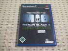 Men in Black II Alien Escape MIB II für Playstation 2 PS2 PS 2 *OVP*
