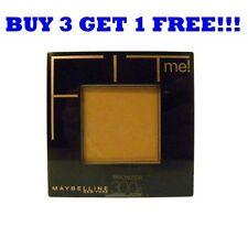 Maquillage poudre compacte en bronze pour le teint