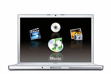 "Apple MacBook Pro 15.4"" Laptop - MA464LL/A - 2.0GHz, 2GB Ram, 80GB HD Runs Well!"