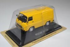 DEAGOSTINI ALTAYA ROCAR TV 12F 12 F VAN YELLOW MINT IN BLISTER