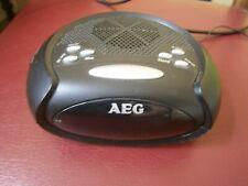 FM Radio alarm clock AEG MRC 4136 Black