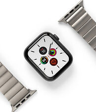 For Apple Watch Series 6/5/4/SE (42,44mm) Metal One Titanium Band Strap | Ringke
