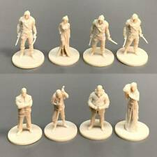 8x Cthulhu Wars Game Figure For Dungeons & Dragon D&D Marvelous Miniatures toys