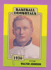 BIG TRAIN WALTER JOHNSON HOF T206 SUBJECT MODERN GIFT IDEA BASEBALL CARD *TPHLC