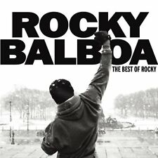 "The Best of Rocky ""Rocky Balboa""Soundtrack Free Ship w/Tracking# New from Japan"