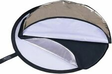 Pannello Riflettente/Diffusore 5in1 per illuminazione flash e diurna 110cm