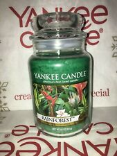 YANKEE CANDLE GRANDE JAR fraise 22 oz environ 623.68 g 623 G