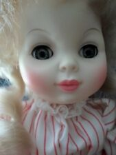 """Platinum Blonde 16"""" Royal Doll in Christmas Outfit with Display Box.Tlc"""