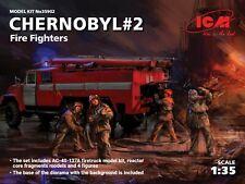 Icm - ICM35902 - Chernobyl #2. Fire Fighters - 1:3 5