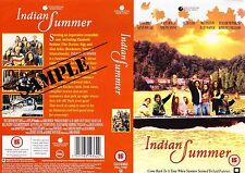 Indian Summer, Alan Arkin Video Promo Sample Sleeve/Cover #14850