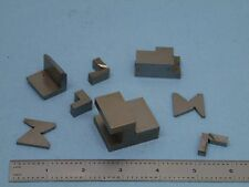 lot of very small Machinist  grind Block  Toolmaker Setup Hand Tool Made In USA
