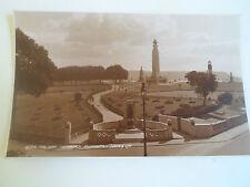 Vintage Judges Ltd Postcard 9364 The War Memorials, Plymouth UNPOSTED