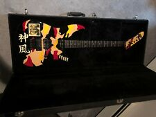 ESP Kamikaze George Lynch Signature Series Serial# 907605 With Case