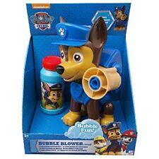 AK Sport 0746064 Paw Patrol Chase Bubble Machine, - Age 3 Years+