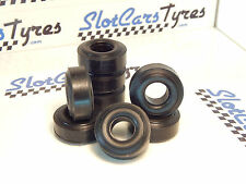 COX 1/24 - 8 rear urethane tires for for Cheetah -  Ca