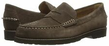ROCKPORT CLASSIC MOVE PENNY LOAFER. DARK BROWN SUEDE, 15.5 W UK, 51.5 W EU, NEW