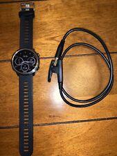 Garmin Forerunner 645 Music Sport Watch - Black