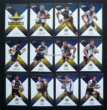 2011 NRL COWBOYS SELECT STRIKE TRADING CARDS FULL SET 12 Cards