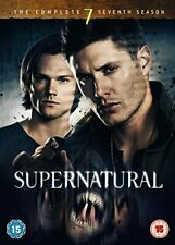 Supernatural  Season 7 Complete [DVD] [2012]