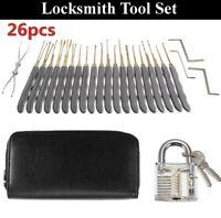 NEW  26Pcs  Lock Smith Training 🔐 Kit🇺🇸 FREE SHIPPING 🇺🇸 Unlocking Set