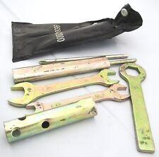 Sachs ZZ125 4Takt 2013 Werkzeug Bordwerkzeug Werkzeugtasche tool map box tools