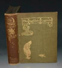 Arthur Rackham Ingoldsby Legends Mirth & Marvels 1907 Tipped-in Colour Plts 1st