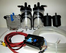 WASSERSTOFF PURE H2 GENERATOR DS-45 SPRITSPAREN CAR KIT, CC PWΜ INSTEAD HHO USE.