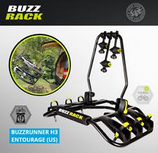 BUZZ RACK Entourage 3-Bike Platform Hitch Rack -  BUZZRUNNER H3