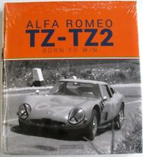 ALFA ROMEO TZ-TZ2 NATE PER VINCERE/BORN TO WIN Vito Witting Da Prato Car Book