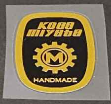 Koga-Miyata Head Badge Decal (sku Miya701)